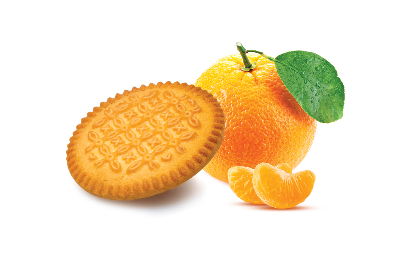Orange Biscuits for Home Page
