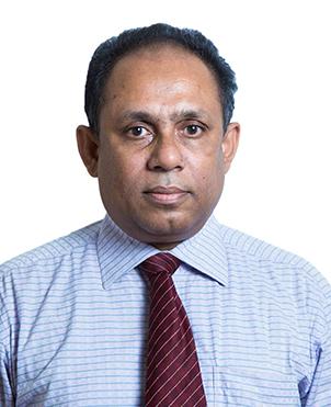 Shamsul Alam